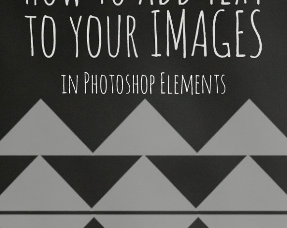 How to Add Text to an Image // ViDEO Tutorial