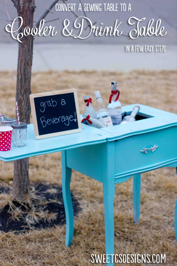 turn-an-old-sewing-table-into-a-cooler