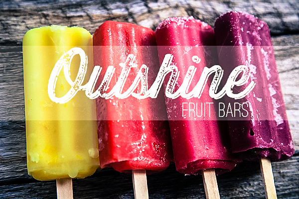 Snack Brighter with Outshine Fruit Bars