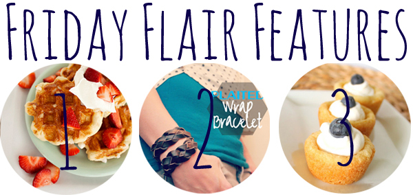 Friday Flair Features 1