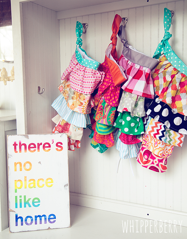 Whatever Craft Weekend Aprons