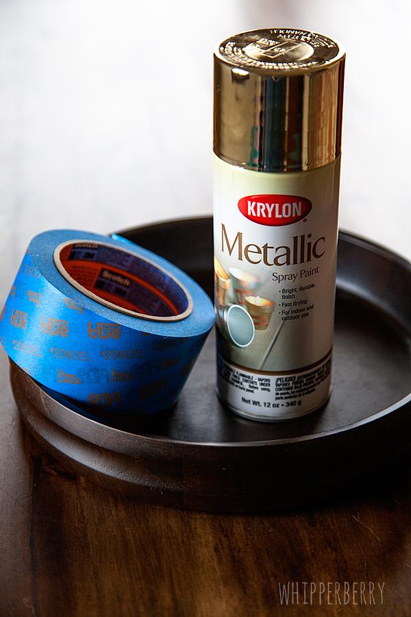spray paint supplies