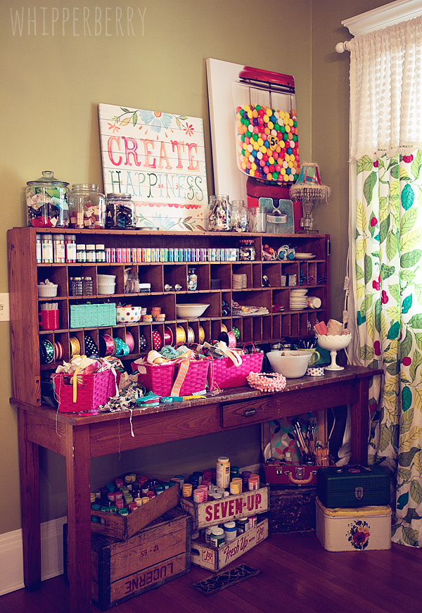 whatever craft supplies