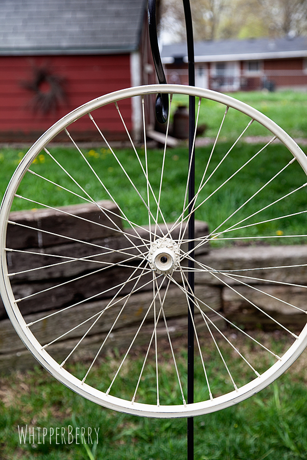 Bicycle Wheel Before
