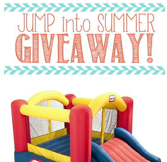 Jump into Summer // Giveaway