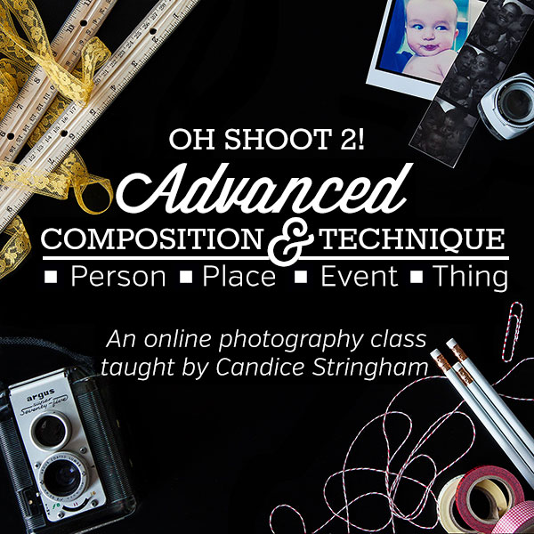 Jessica Sprague // Oh Shoot 2 Class GIVEAWAY