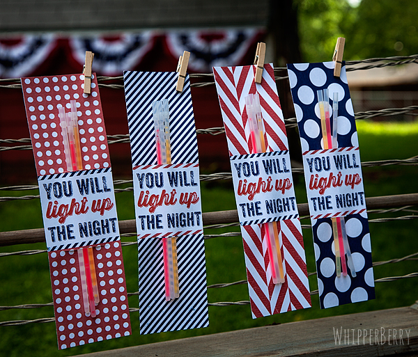 WhipperBerry's You will light up the night printable