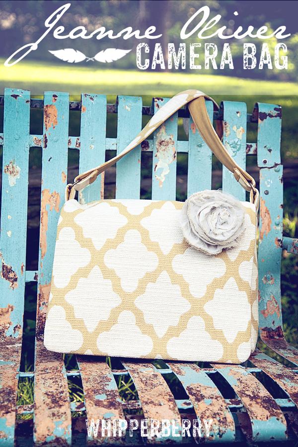 Jeanne Oliver Camera Bag