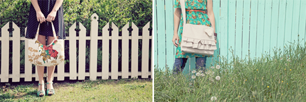 Jeanne Oliver's Summer Bag Collection