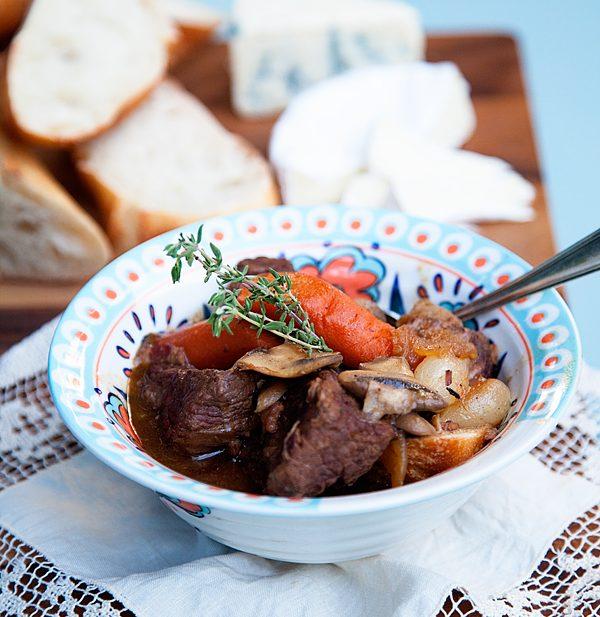 Beef Bourguignon 101