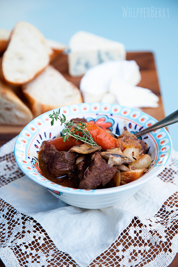 Beef Bourguignon 101 with Le Creuset GIVEAWAY