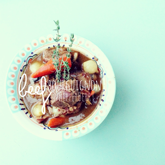 WhipperBerry's Beef Bourguinon