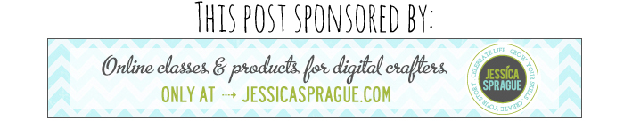 this post sponsored by jessica sprague