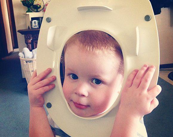 Family Selfies… Keeping it Real Folks