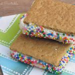Healthy Ice Cream Sandwiches