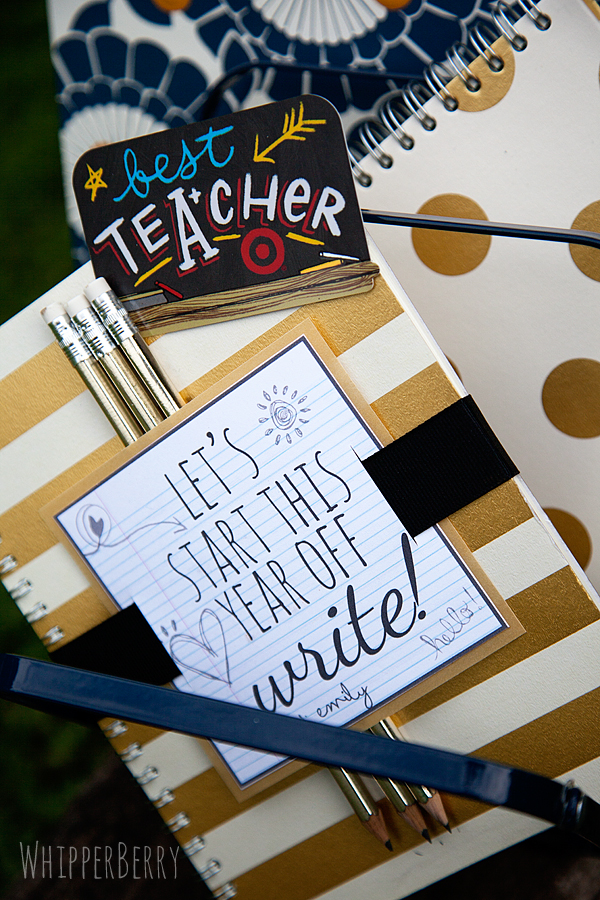 Teacher Gift #backtoschool #teachergift