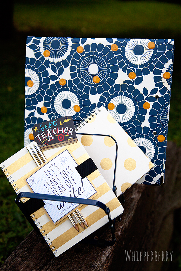 Teacher Gifts with DecoArt and WhipperBerry #backtoschool #teachergifts