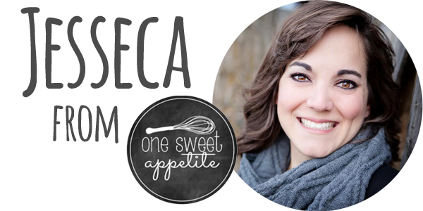 jesseca from one sweet appetite