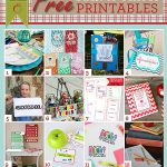 12 Free Start of School Printables