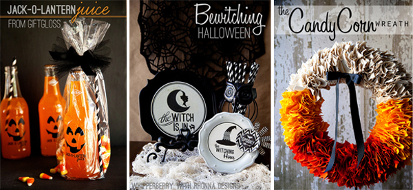 WhipperBerry Halloween Ideas
