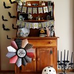 Halloween Decorations with American Crafts & Target
