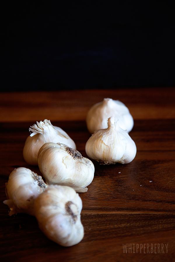 WhipperBerry Garlic