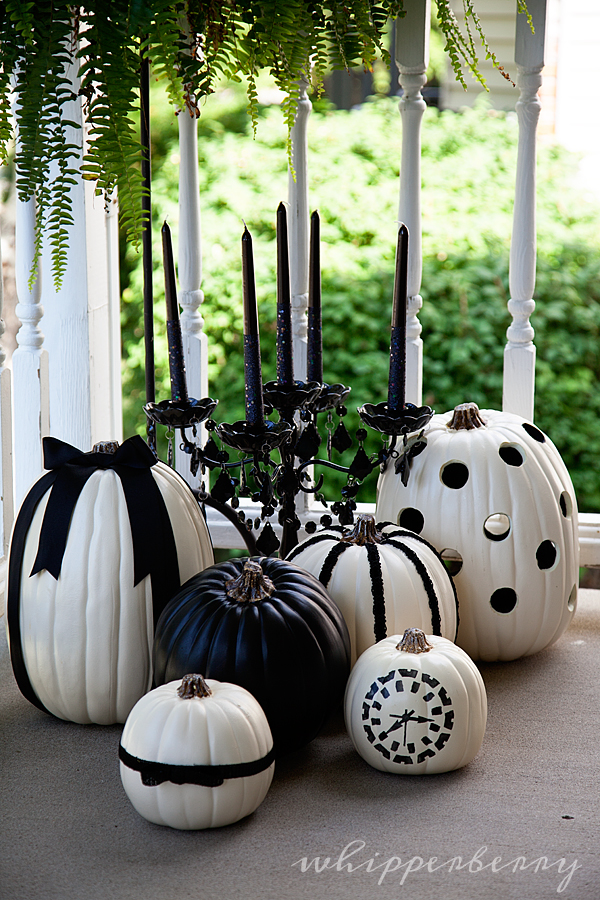 WhipperBerry Halloween Pumpkins from Michaels