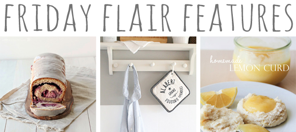 friday flair features