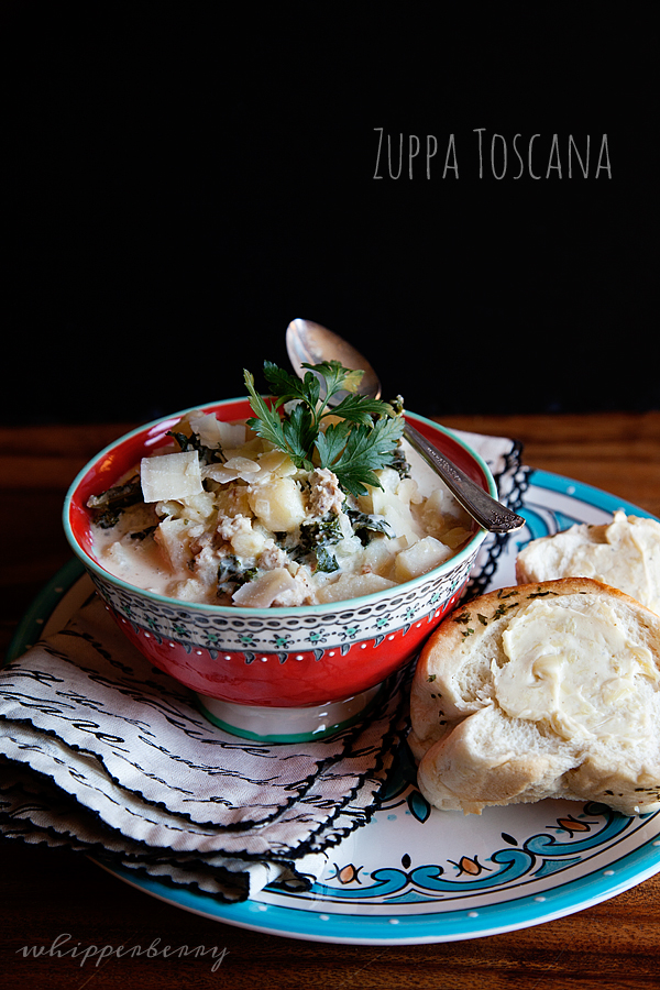 Zuppa Toscana // Easy Weeknight Dinners