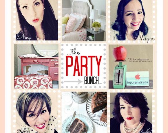 The Party Bunch Link Party // no. 14