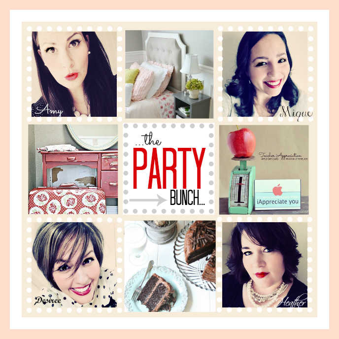 The Party Bunch Link Party // no. 15