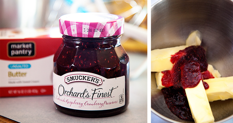 Berry Butter with Smucker's Orchard's Finest-1