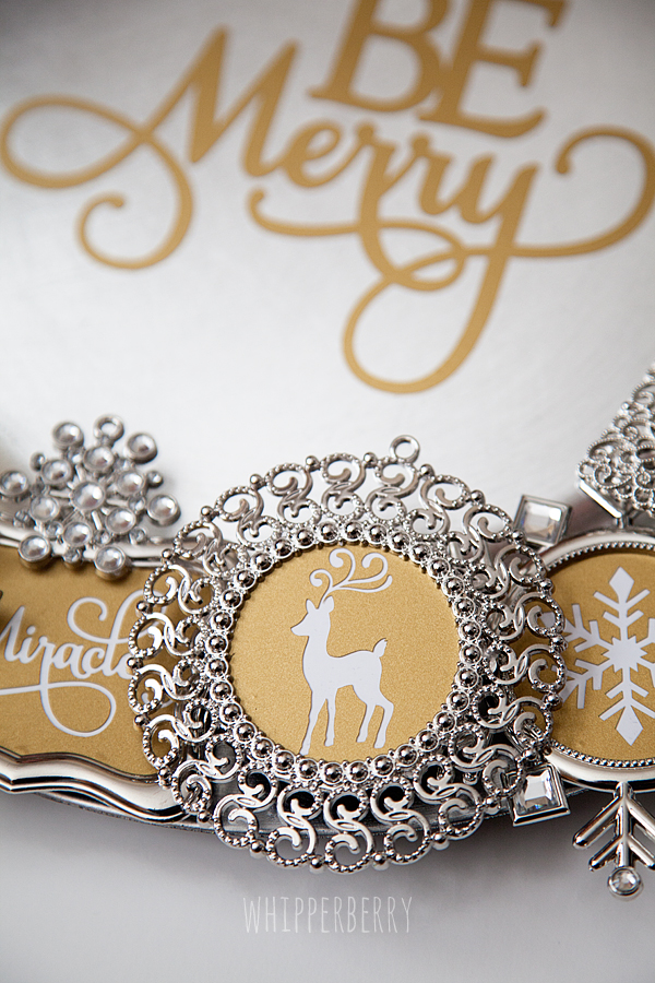 From Napkin Rings to Beautiful Wreaths, Five Festive Ornament Frame ...