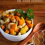 Roasted Tri-color Potatoes
