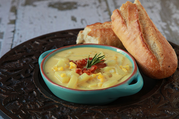 WhipperBerry Cheddar Corn Chowder 035