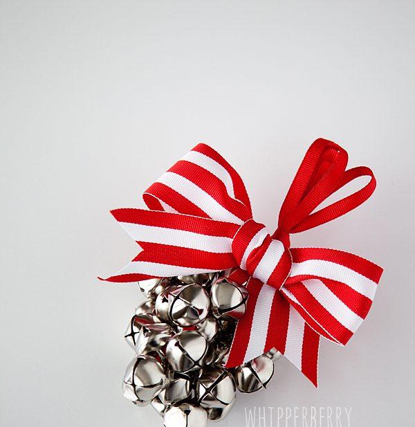 DIY Jingle Bell Ornaments
