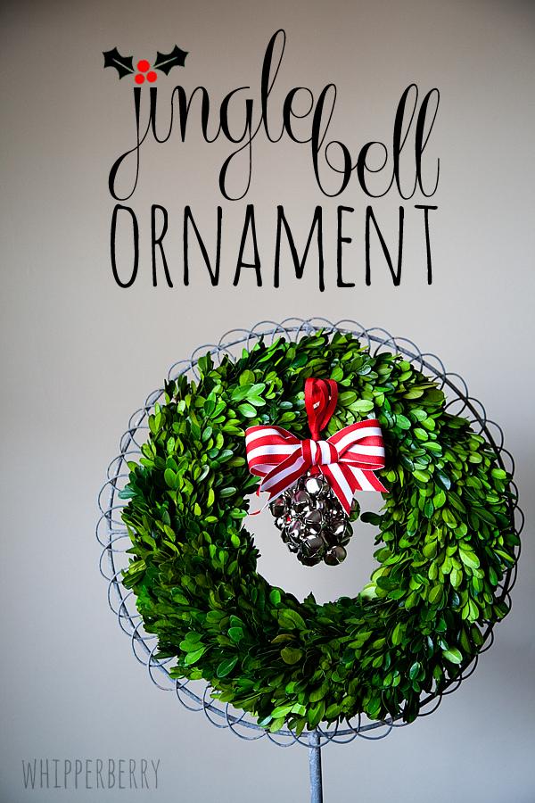 WhipperBerry Jingle Bells Christmas Ornament-2