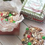 Caramel Popcorn Chocolate Bark Recipe