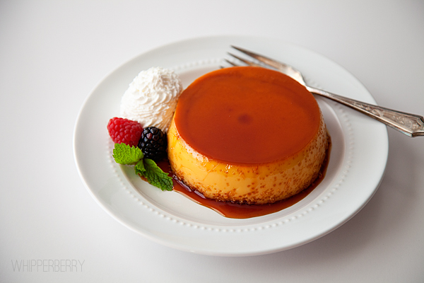 Eagle Brand Flan from WhipperBerry
