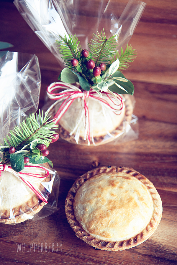 Mini Pies with Crisco and WhipperBerry-10