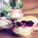 Pie Crust the Perfect Canvas // Mini Cherry Pies