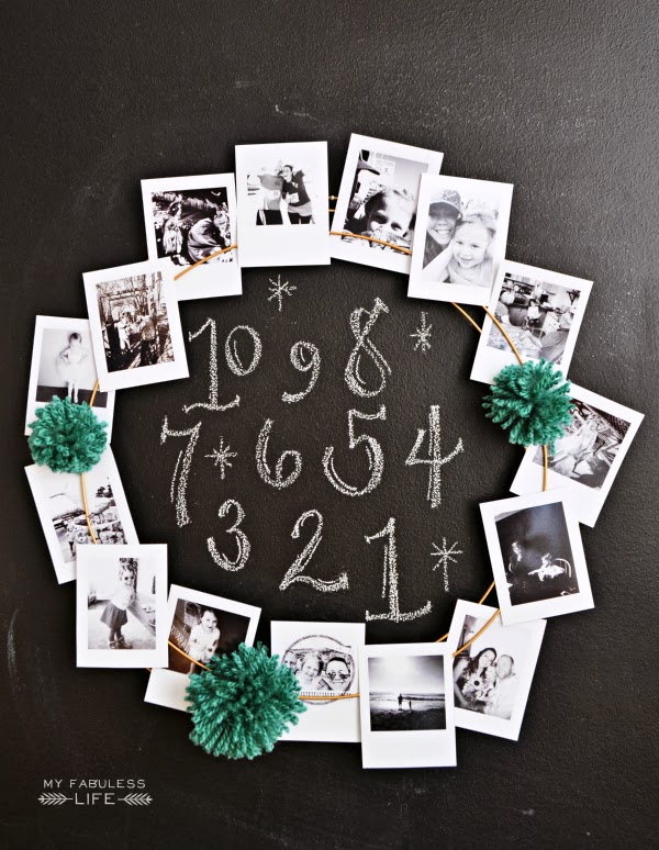 instagram wreath