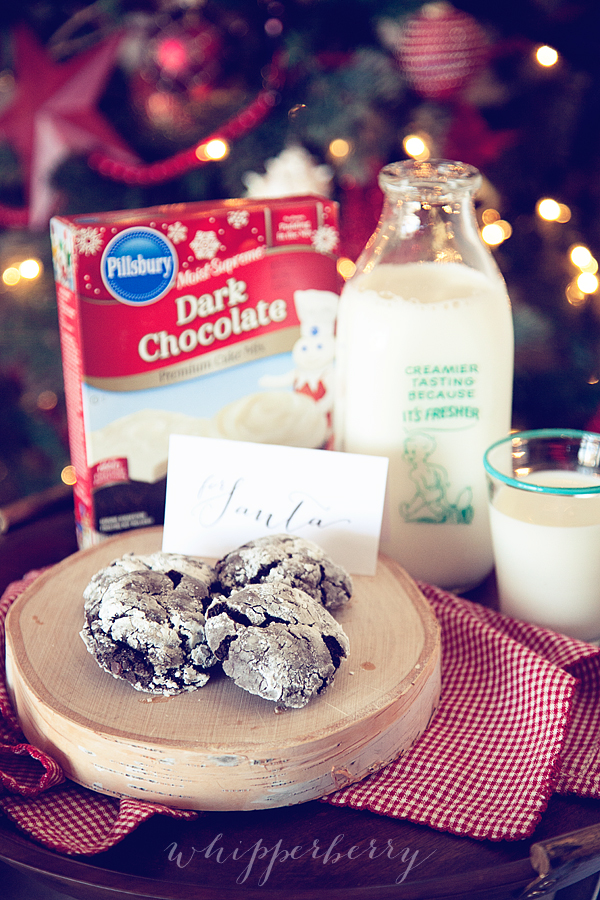 #santaapproved cookies from Pillsbury Bakes-8