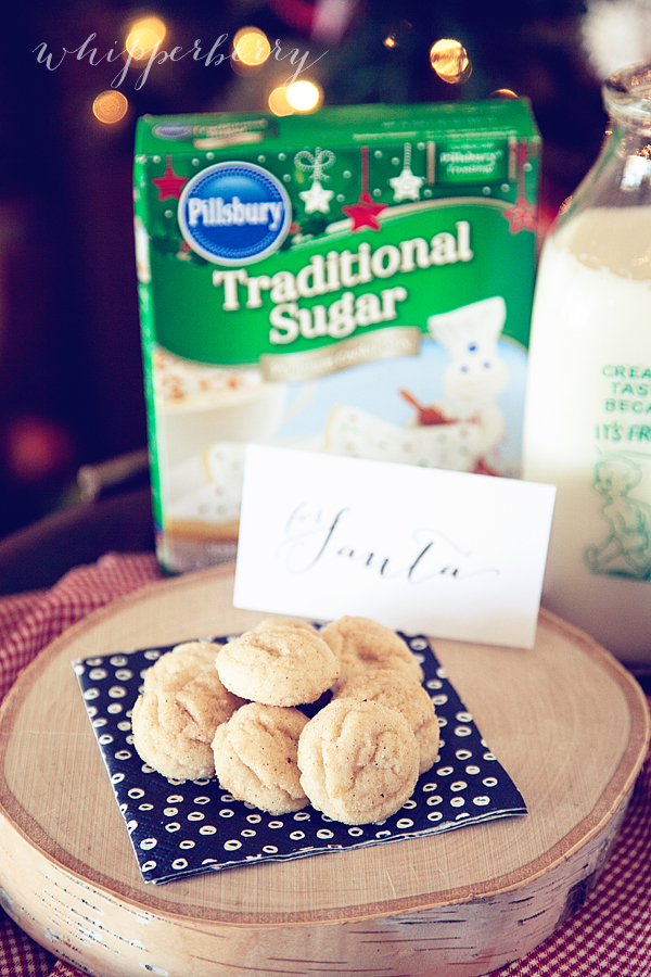 #santaapproved cookies from Pillsbury Bakes-9