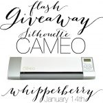 WhipperBerry-CHA-Silhouette-CAMEO-Giveaway