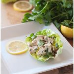 Agave Chicken Lettuce Wraps