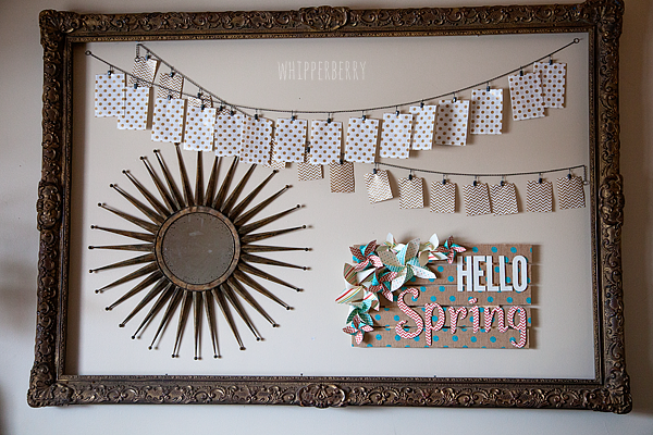 Hello-Spring-Sign-with-Elmers-Glue-#whipperberry-10