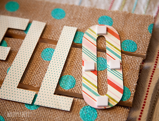Hello-Spring-Sign-with-Elmers-Glue-#whipperberry-4