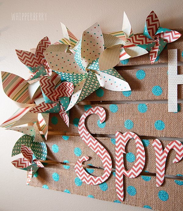 Hello-Spring-Sign-with-Elmers-Glue-#whipperberry-7