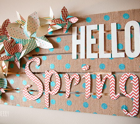 Hello-Spring-Sign-with-Elmers-Glue-#whipperberry-8